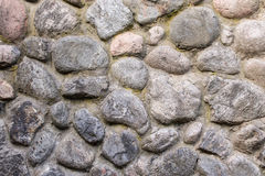 Stone background. Old stone wall as a background image Stock Photos