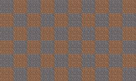 Stone background pattern checkered fabric symmetrical stitching. Stone background pattern checkered fabric symmetrical cells stitching Royalty Free Stock Images