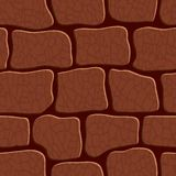 Stone background. Seamless texture. Royalty Free Stock Photo