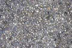 Stone background, stones. Stones pattern. Crushed stones texture stock photos