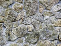 Stone backgrounds . Stone wall royalty free stock images