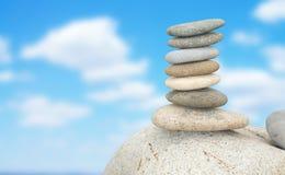 Free Stone Balance Stock Photography - 27926722