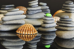 Stone balance Royalty Free Stock Photography