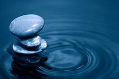 Stone Balance Stock Photography
