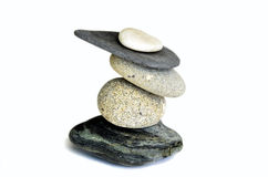 Stone Balance Royalty Free Stock Photos