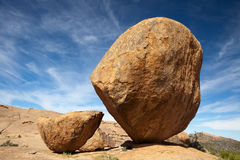 Stone Ball Royalty Free Stock Images