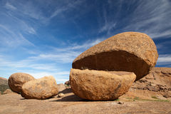 Stone Ball Royalty Free Stock Photo