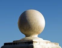 Stone ball Royalty Free Stock Image