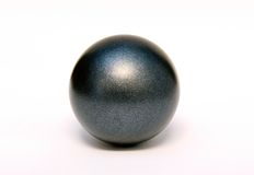 Stone Ball. This is a big stone ball royalty free stock photography