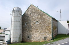 Stone Barn Stock Photography
