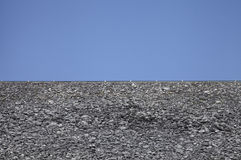 Stone barrier, Stock Photos