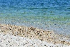 Stone Beach Royalty Free Stock Photos