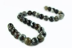 Stone beads Stock Photos