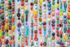 Stone beads Stock Image