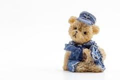 Stone bear Royalty Free Stock Photo