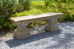 Free Stone Bench Stock Photography - 66306312