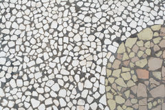 Stone block background. Stone block pavement Stock Photo