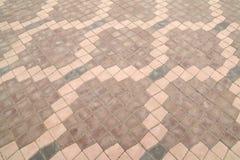 Stone block paving Royalty Free Stock Photo