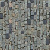 Stone Block Seamless Texture. stock image