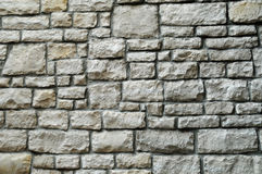 Stone block wall Stock Photography