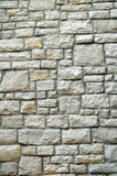 Stone block wall. Image of a stone block wall Stock Photos