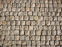 Stone blocks minor, background Royalty Free Stock Photo
