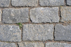 Stone blocks of the Red area Royalty Free Stock Image