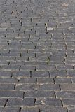Stone Blocks in the Red Square Royalty Free Stock Photography