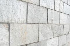 Stone Blocks Wall Abstract Texture Background Royalty Free Stock Images