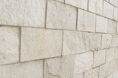 Stone Blocks Wall Abstract Texture Background Royalty Free Stock Photos