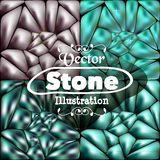 Stone blue background for your ideas. And business Stock Photos