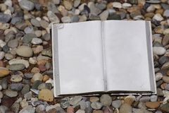 Stone Book Royalty Free Stock Images