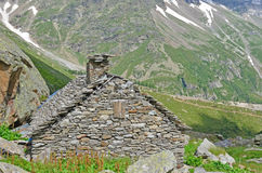 Stone Bothy Stock Photography