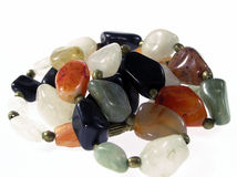 Stone bracelet Stock Photography