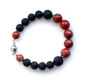 stone bracelet Royalty Free Stock Images