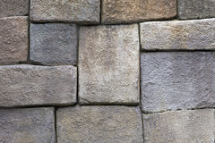 Stone brick background texture Royalty Free Stock Photography