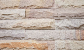 Stone brick background Royalty Free Stock Photos