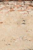 Stone Brick And Concrete Texture Stock Image