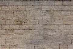 Stone brick wall Stock Images