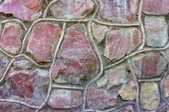 Stone Brick Wall Royalty Free Stock Photography