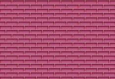 Stone brick wall background. Pink stone brick wall background Stock Photo