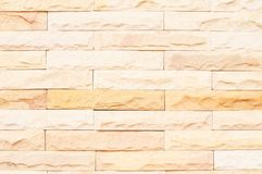 Stone brick wall Stock Photography