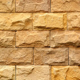 Stone brick wall Stock Photo