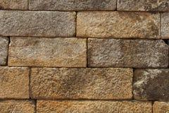 Stone brick wall korean stlye texture Stock Photo