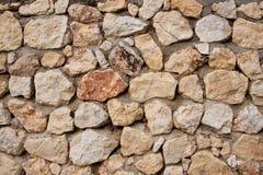 Stone Brick Wall royalty free stock photos