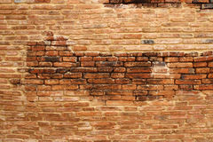 Stone brick wall. Old brick Stock Photo