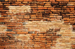 Stone brick wall. Old brick Royalty Free Stock Photo