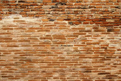 Stone brick wall. Old brick Royalty Free Stock Photography