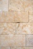 Stone Brick Wall. Old Stone Brick Wall. Detail Stock Photography