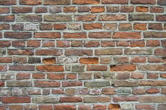 Stone brick wall structure Stock Photo
